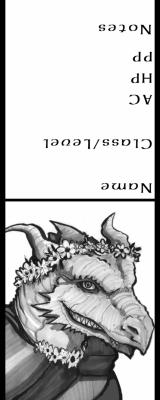 Dragonborn Druid