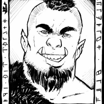 Vaydur, Bear Totem Barbarian