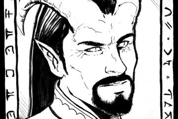 Zanazabar, Evocation Wizard