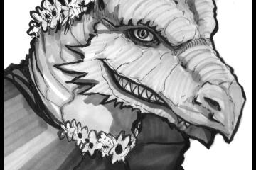 Nix, Dragonborn Druid