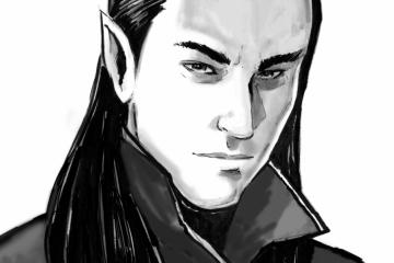 Ren, Follower of the Raven Queen